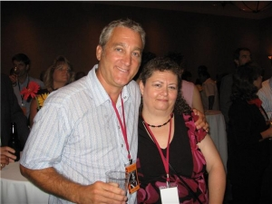 Mike Timlin, Mary McDowell
