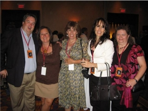 Chris Bannon, Rita Gallagher, Keire Timson, Debbie Antonacci, Mary McDowell