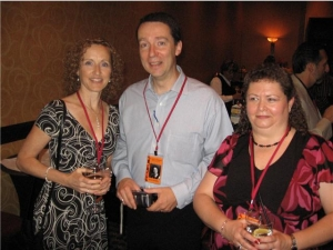 Patti Conderan, Scott McNally, Mary McDowell