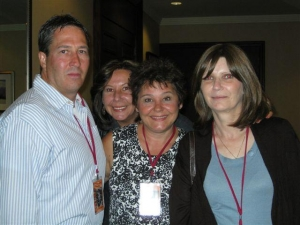 John McCloskey, Lily Gaber, Patty DeMonte, Jeanette Hilliard
