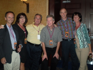 Tim Kastelic, Julie Bates, Steve Brioux, Peter Carey, Nick DeJulio, Mary Beth Mathe