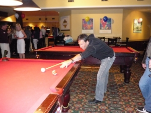 John (pool shark) McCloskey